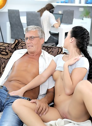 Pussy Shave Old Man With Teenagers Porn